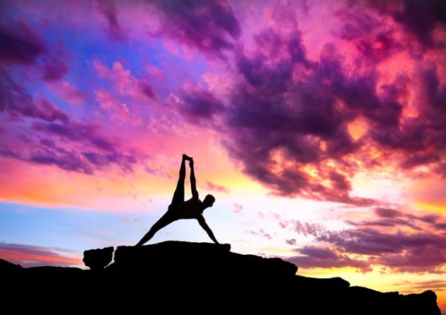 How To Practice Yoga When You're Injured