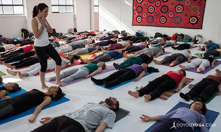 How to Use Your Voice to Drive Your Yoga Instruction