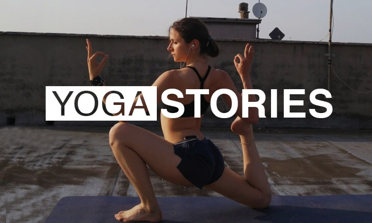 How Yoga Helped Me Heal and Finally Start Eating Healthy