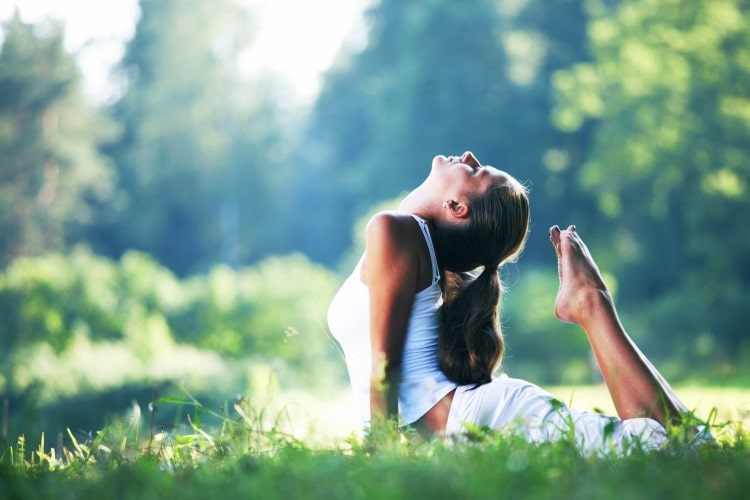 How Yoga Makes You Healthy, Happy, and Fit