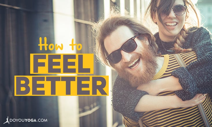 How to Feel Better: Tips From a Yogi