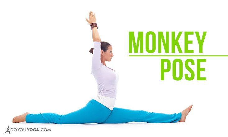 How to Do Hanumanasana or Monkey Pose