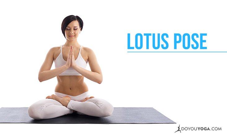 How to do Lotus Pose