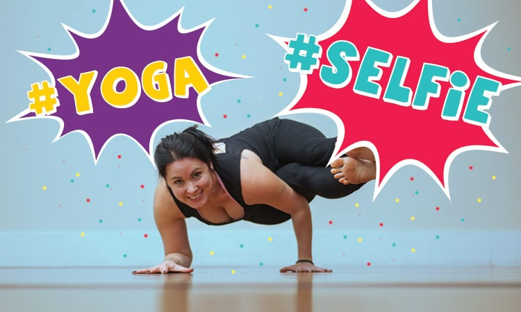 Instagram Selfies and Yoga Challenges: Why You Should Get Connected