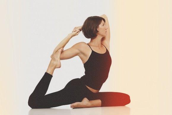 Jivamukti Yoga Poses