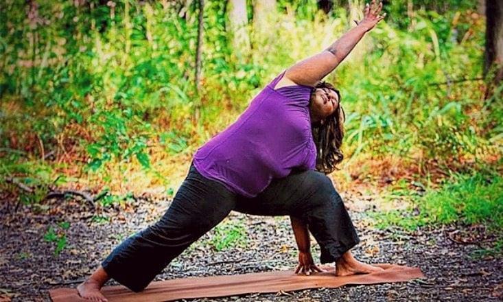 My Yoga Practice Is My Therapist