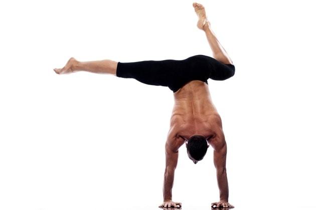Pants Don't Make The Yogi