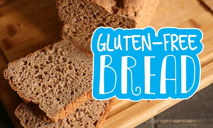 Recipe: Gluten-Free Bread