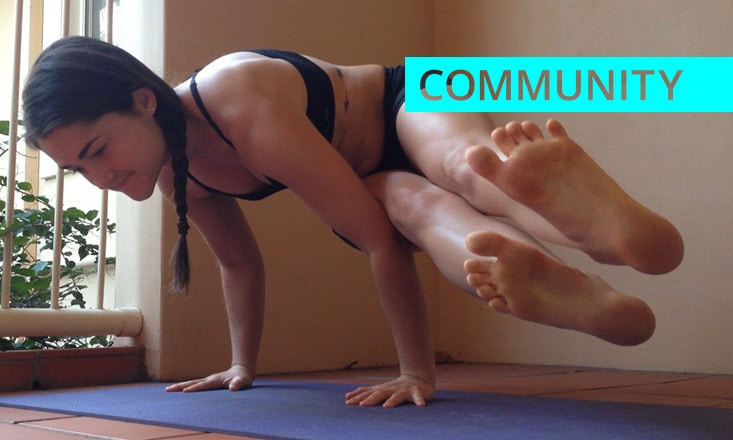Side Crow Pose Tips and Variations