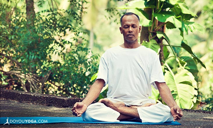 Study: Yoga as Effective as Normal Pulmonary Rehab for COPD Sufferers