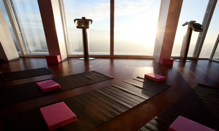 Take Your Yoga To All-New Heights — Literally!