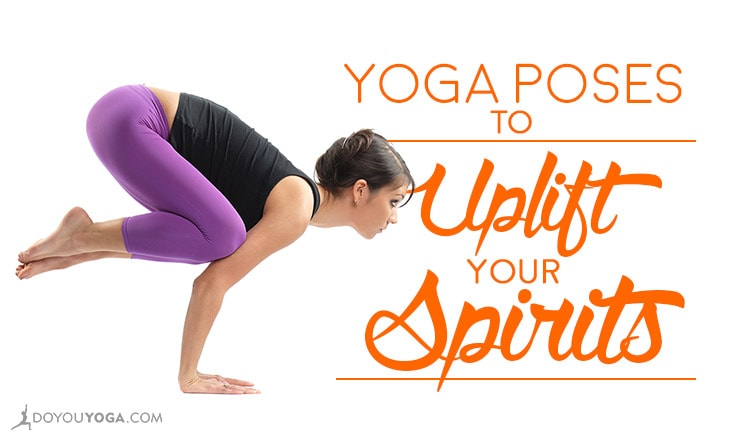 Taking Flight: 3 Yoga Poses to Help You Rise Above What Gets You Down