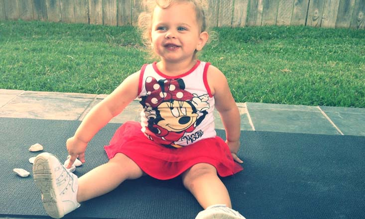 The 4 Things My Toddler Reminded Me About Yoga