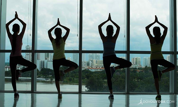 The Four Quadrants Of Yoga