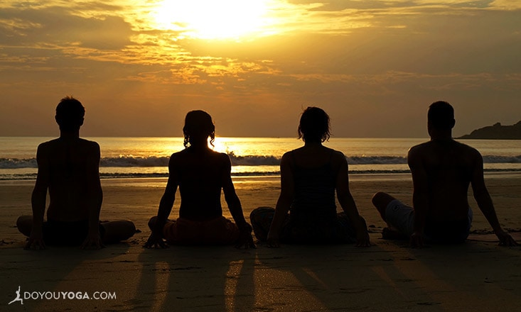 The Lost Unity of Yoga