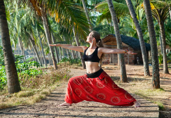 The Perfect Yoga Clothes for Women