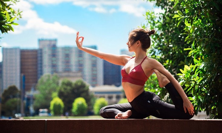 The Real Deal: How to Develop a Home Yoga Practice