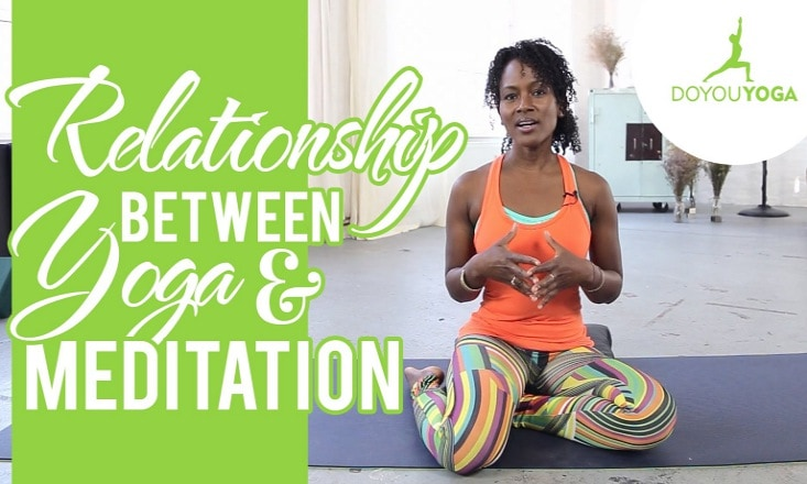 The Relationship Between Yoga and Meditation (VIDEO)