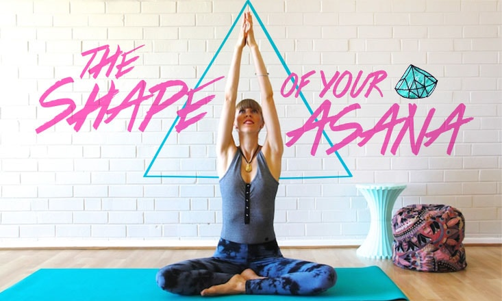 The Shape of Your Asana