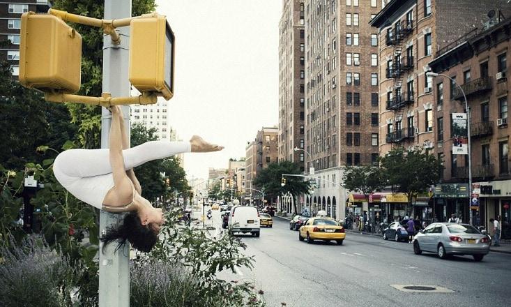 The Urban Yoga: Finding Balance in Modern Cities (PHOTOS)
