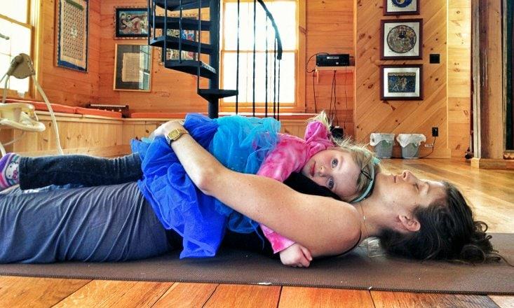 The Yogi and Child