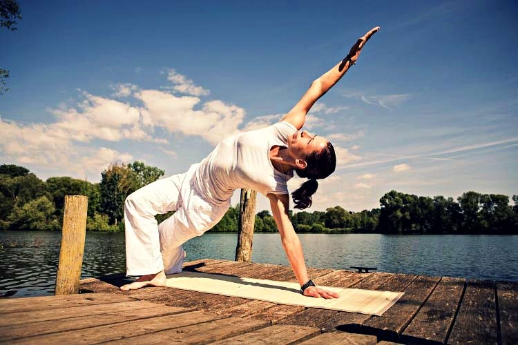 Therapeutic Yoga — Harnessing The Body's Healing Power