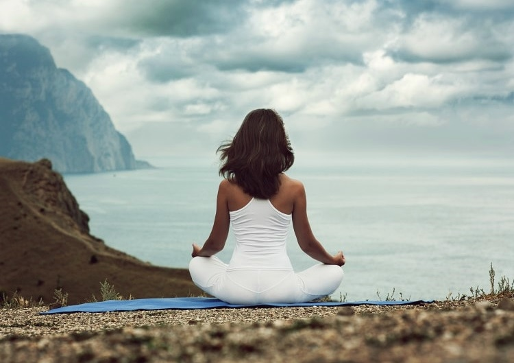 There Is No 'I' In Yoga