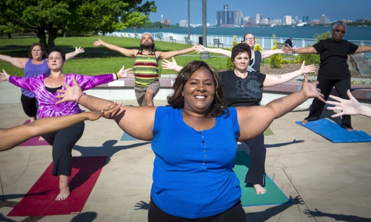 These Are The Toughest Challenges You'll Face as a Curvy Yoga Teacher