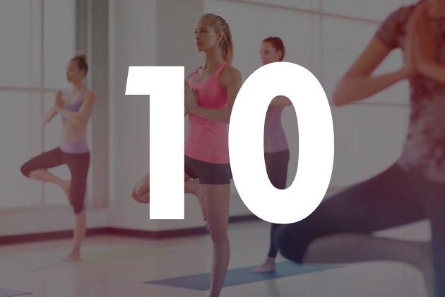 Top 10 Ways to Piss Off Your Yoga Teacher