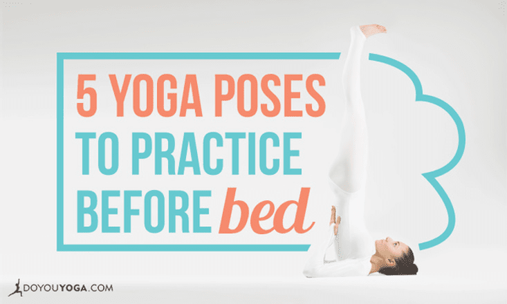 Top 5 Bedtime Yoga Poses