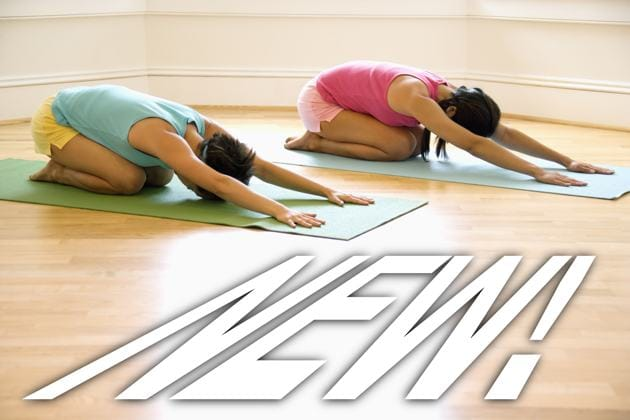 3 Reasons You Should Try A New Yoga Class