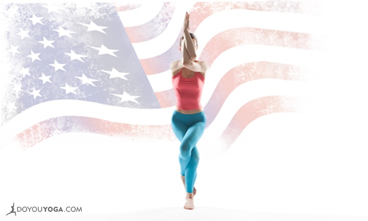 The US Presidential Election Has Us All Desperately Needing Yoga