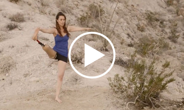 Undefinable: A Yoga Practice Defying All Odds (VIDEO)