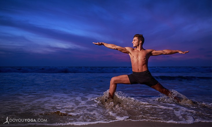 Virabhadrasana: How to Become a Peaceful Warrior in Times of Conflict