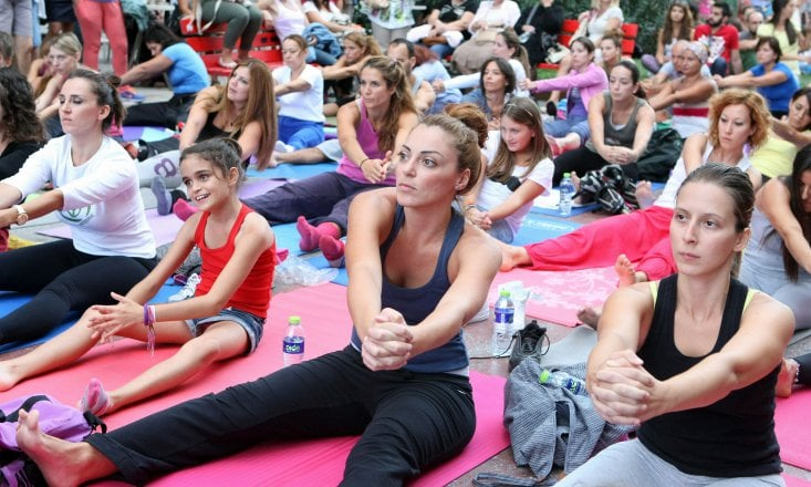 What Does 'Yoga For All' Mean?