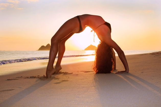 What Is A Yoga Body?