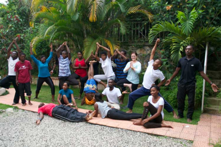 What Teaching Yoga In Haiti Taught Me