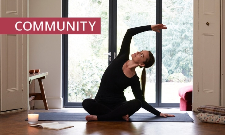 What's Stopping You From Having a Home Yoga Practice?