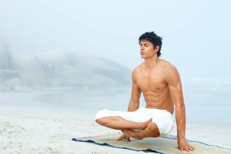 Why Healing Happens On The Yoga Mat (And Not At The Gym)