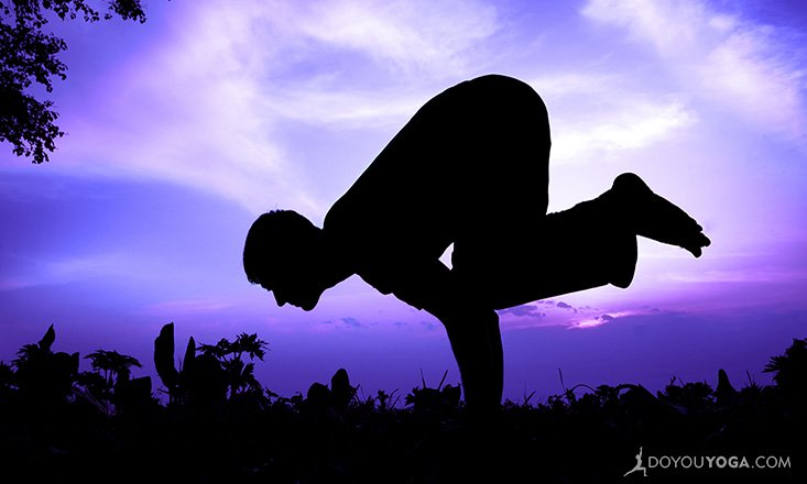 On Crow Pose And Learning Why It's Okay to Fail