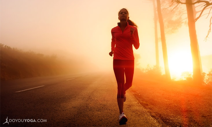 Why Meditating and Running Aren't As Different As You Think