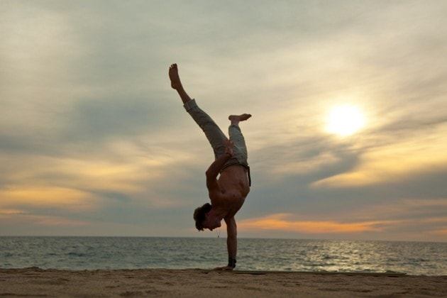 Why We Travel For Yoga – A Q&A With Eoin Finn