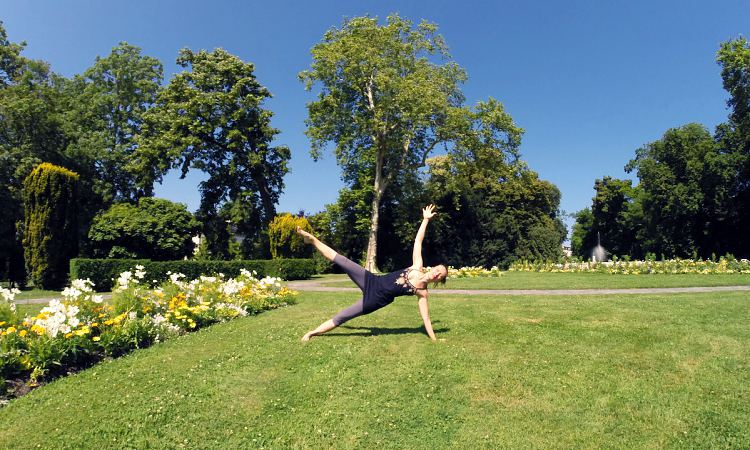 Why Yoga Is All About Creating Space