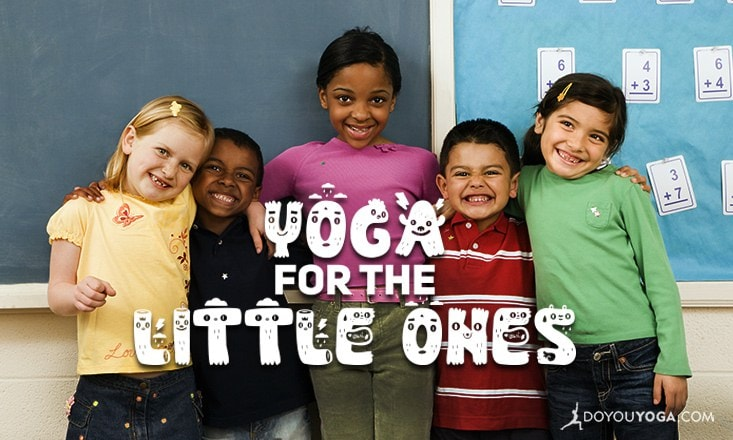 Why You Should Consider Yoga for Your Little Ones