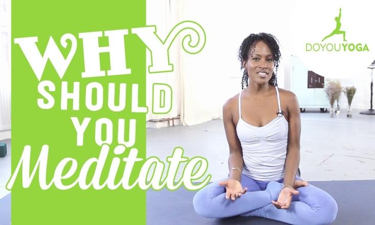 Why You Should Start Meditation (VIDEO)
