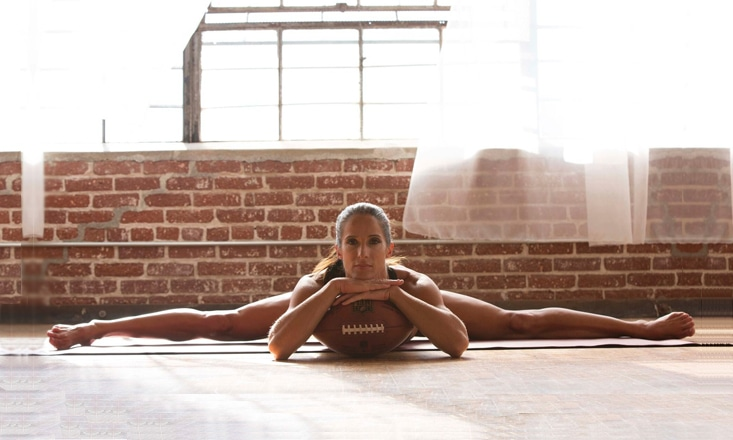 Would You Buy This $1000 Yoga Mat Made of Leather?