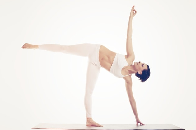 Finding Balance – How To Do Half Moon Pose