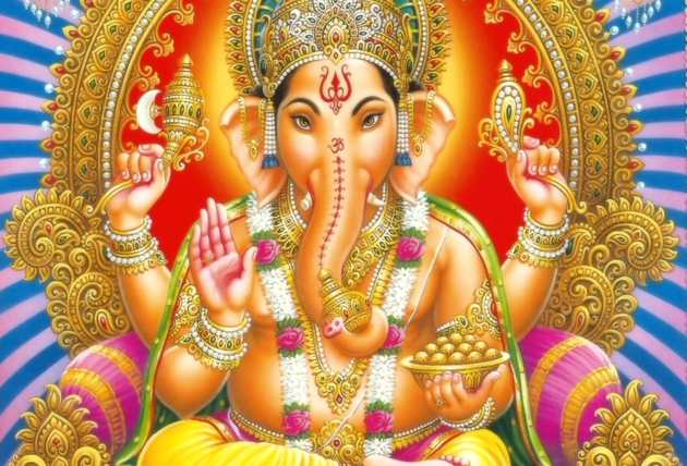Yoga In The Motherland – Overcoming Obstacles With Ubiquitous Ganesh