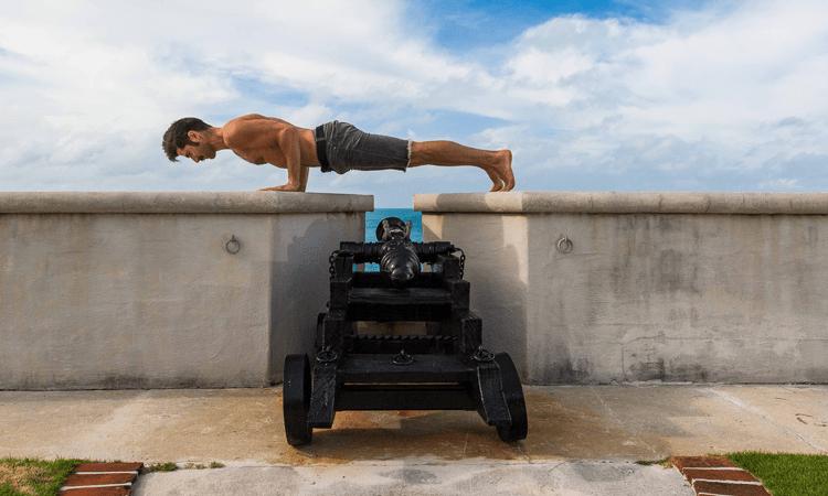 Yoga Pose 101: Chaturanga Dandasana