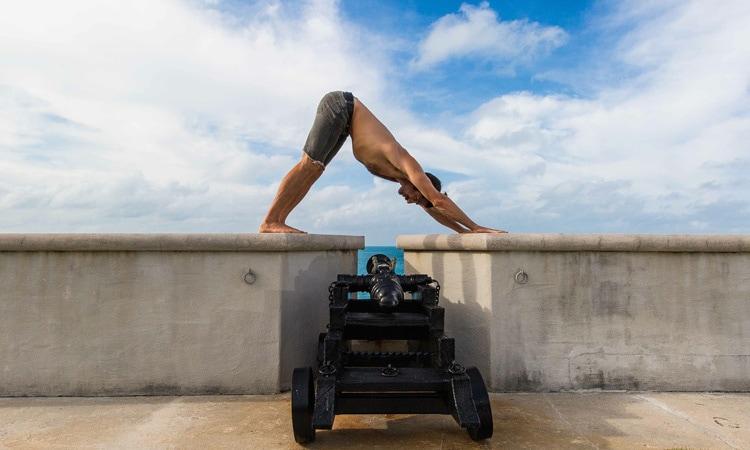 Yoga Pose 101: Downward Facing Dog or Adho Mukha Svanasana